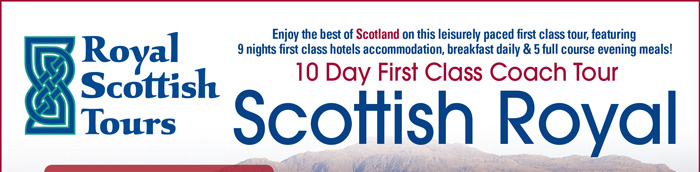 Royal Scottish Tours - Scottish Royal